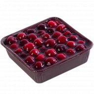 Торт «Венский пирог» вишня в коньяке + ложечка в подарок, 250 г