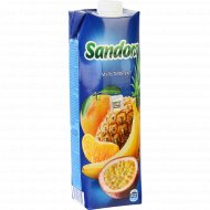 Нектар «Sandora» мультифрукт, 0.97 л.