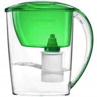 Фильтр-кувшин для воды «Барьер Экстра» ника, изумруд, 2.5 л.