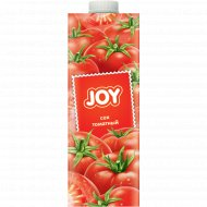 Сок «Joy» томатный, 1 л.