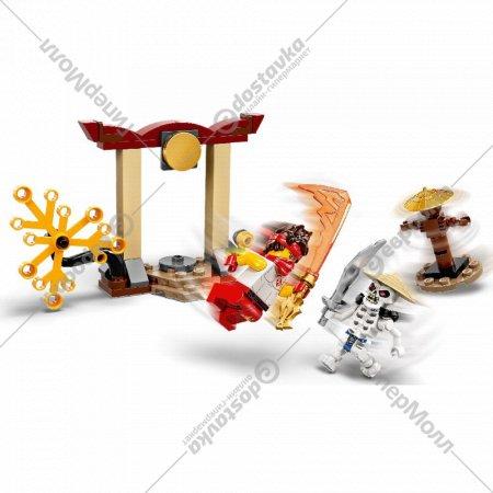 Конструктор «LEGO» Ninjago Legacy, Кай против Армии скелетов