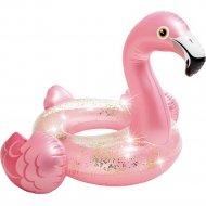 Надувной круг «Intex» Блестящий фламинго, 56251