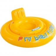 Детский надувной круг «Intex» My Baby Float с трусиками, 56585