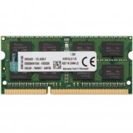 Оперативная память «Kingston» ValueRAM 8GB PC3-12800 KVR16LS11/8.