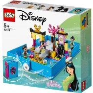 Конструктор «LEGO» Disney Princess, Книга сказочных приключений Мулан