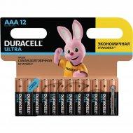 Батарейки «Duracell» LR03MX2400, 12 шт