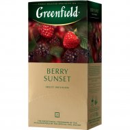Чайный напиток «Greenfield» Berry Sunset, 2х25 г.