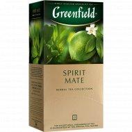 Чайный напиток «Greenfield» Spirit Mate, 25х1.5 г