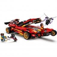 Конструктор «LEGO» Ninjago Legacy, Ниндзя-перехватчик Х-1