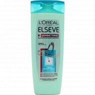 Шампунь для волос «Elseve» 3 глины, 400 мл