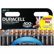 Батарейки «Duracell» LR6MX1500, 12 шт