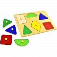 Игрушка «Геометрические фигуры» 5003.