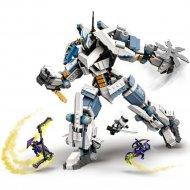 Конструктор «LEGO» Ninjago Legacy, Битва с роботом Зейна