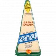 Сыр твердый «Grana Padano» 32%, 200 г