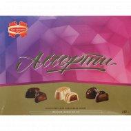 Подарочный набор шоколадных конфет «Коммунарка» ассорти, 380 г.