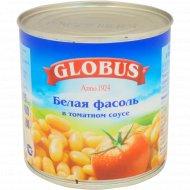 Фасоль белая «Globus»в томатном соусе 400 г.