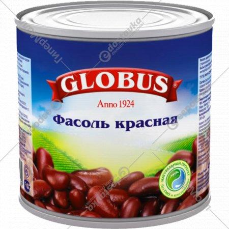 Фасоль красная «Globus» 400 г.