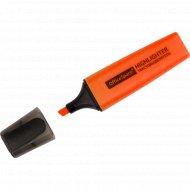 Текстовыделитель «OfficeSpace» 1-5 мм, оранжевый.