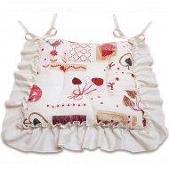 Подушка для сидения «Яна» 1, 42x42 см.