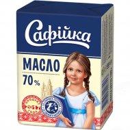 Масло сладкосливочное «Полоцкое» несоленое 70%, 180 г.