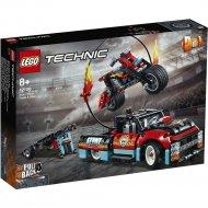 Конструктор «LEGO» Technic, Шоу трюков на грузовиках и мотоциклах