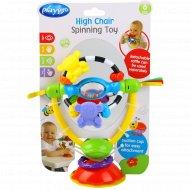 Развивающая игрушка «Веселая вертушка».