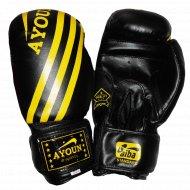 Перчатки боксерские «Ayoun» 326.