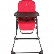 Стульчик для кормления «Martin Noir» Siena, California Red, 6910000217022