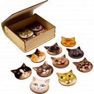 Мемо «Коты» П033.