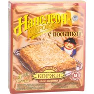 Коржи для торта «Наполеон-черока» 400 г.