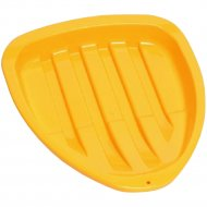 Детские салазки «Nordplast» желтые 014/1