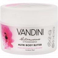 Масло для тела «Vandini» Цветок Пиона и Масло Арганы, 200 мл