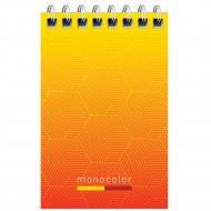 Блокнот «Моноколор.Simple modern» А7, 40 листов.