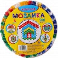 Мозаика круглая «Red Cat» М-1040