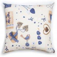 Декоративная подушка «Яна» 3, 40x40 см.