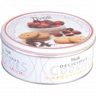 Печенье «Tivoli» с мюсли и клюквой, 150 г.