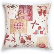 Декоративная подушка «Яна» 1, 40x40 см.
