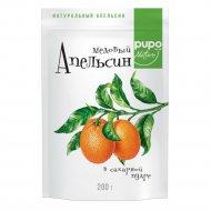 Конфеты «Апельсин медовый» в сахарной пудре, 200 г.