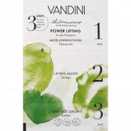 Маска для лица «Vandini» лифтинг-эффект, 3-х шаговая, 12 мл