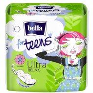 Прокладки женские «Bella for teens» Ultra relax 10 шт.