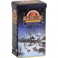 Чай черный «Basilur» Festival Collection Frosty Night, 85 г.