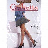 Колготки женские «Giulietta» Class 40, размер 2, visone