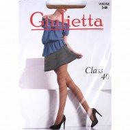 Колготки женские «Giulietta» Class 40, размер 3, visone