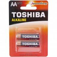 Элементы питания «Toshiba» АА, LR6GCA BP-2C