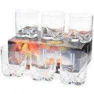 Набор стаканов «Bohemia Crystal» Barline 6 шт, 410 мл