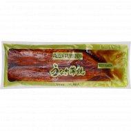 Филе угря в соусе жареное, замороженное, 1 кг., фасовка 0.75-1.05 кг