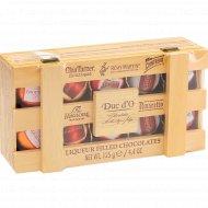 Шоколадные конфеты «Duc d'O» с ликерной начинкой, 125 г.