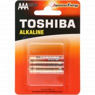 Элемент питания «Toshiba» LR03GCA BP-2C, 2 шт