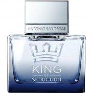 Туалетная вода «Antonio Banderas» King of Seduction, 100 мл.