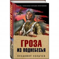 Книга «Гроза из поднебесья».